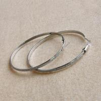 Fashion Jewelry Simple Big Hoop Earrings for Women, Best Seller/Unique/New Arrival Manufactures