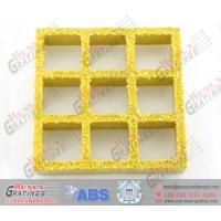 China FRP Mesh Grating (USCG & ABS certificate) on sale
