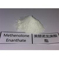 Pharmaceutical Material Methenolone Enanthate Powder / Muscle Mass Steroid Manufactures