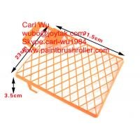 Professional Plastic Paint Roller Grid Paint Tray Painting Tools PG-000 Manufactures