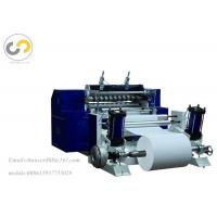 Automatic thermal paper roll slitting machine, thermal paper roll cutting machine Manufactures