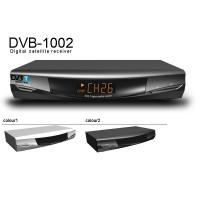 Home Use 1080P ISDB-T TV Receiver / Digital Terrestrial Receiver Set Top Box MPEG2 / MPEG4 Manufactures