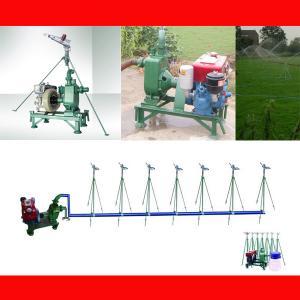 2.2KW Sprinkler Irrigation Machine Manufactures