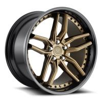 China 20 21 22 inch forged 2 piece alloy wheel 5*130,5*114.3 custom rims on sale