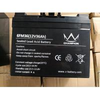 Sealed Type Gel Lead Acid Battery For Solar Energy Battery Storage Home Use Manufactures