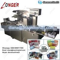 LGB-300A Automatic Cellophane Packing Machine for Medical Box Factory Price