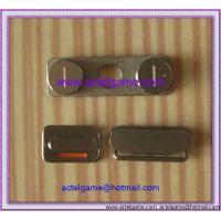iPhone 4G Mute Vibrate Volume Power Button Set iPhone repair parts Manufactures