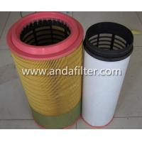 Good Quality Air Filter For MANN 81084050021 81084050017 For Sell Manufactures