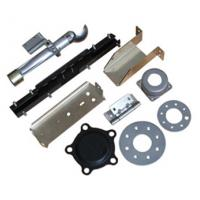 China Precision aluminium alloy metal stamping parts supplier on sale