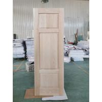 2350mm Max Height Oak Solid Wood Door For Luxury House With 35 40 45mm Thickness Manufactures