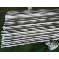 Buy cheap ASTM B163 B167 B474 601 Inconel Pipe , Seamless Welded Pipe High Preicision from wholesalers