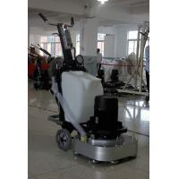 12 Grinding Heads Floor Grinding And Polishing Machine 300-1800rmp Speed Manufactures