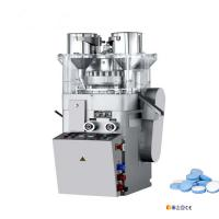Pharmaceutical Double Layer Tablet Press / Large Tablet Manufacturing Equipment Manufactures