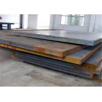 Chemical Resistance Hot Rolled Steel Plate With Customized Thickness Manufactures