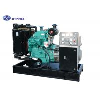 Open Type 60KW 75kVA Cummins Diesel Generator 3 Phase For Marine Manufactures