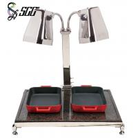 Grade carving station stainless steel tableware with
