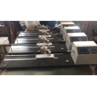 Electronic Digital Yarn Twist Tester With Direct Rotational Counting Manufactures