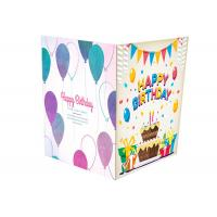 Colorful Printing Audio Musical Greeting Card Paper PCBA With Sound Chip Module Manufactures