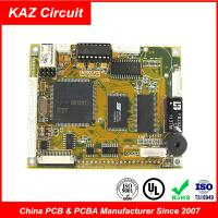 4 layer FR4 1oz ENIG Industrial PCB / DIP Pc Board for Financial equipment control board Manufactures