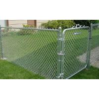10 Ft Commercial 2x9 Gauge Galvanized Chain Link Fence Package Kits Complete Manufactures