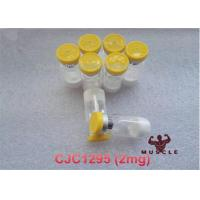Muscle Enhance Growth Protein Peptide Hormones White Powder CJC 1295 Without Dac 2mg / Vial CAS 863288-34-0 Manufactures