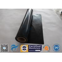 Non Toxic PTFE Coated Fiberglass Fabric High Dielectric Strength Manufactures