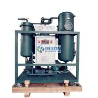 China Vacuum Oil Filling Turbine Oil Filter Equipment 6000LPH For Remove Impurities on sale