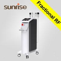 Beijing sunrise high quality micro-needle fractional rf skin tightening device home use Manufactures
