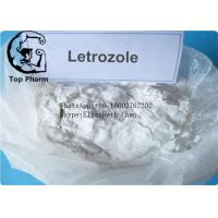 Letrozole CAS 112809-51-5 Male Enhancement Steroids For Enhancement Of Muscle And Body Manufactures