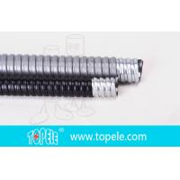 Electrica Grey Galvanized Steel PVC Flexible Conduit And Fittings