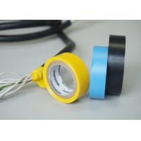 Yellow PVC Electrical Tape Achem Wonder With ISO SGS And ROHS Approved Manufactures