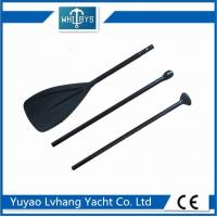 Carbon Fiber Sup Surf Paddle 1000g Lightweight Black Color Easy To Install Manufactures