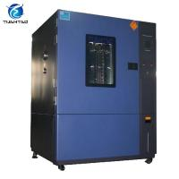 Programmable constant temperature and humidity climatic test chamber Manufactures