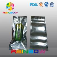 Customized Printing Anti Statics Lined Foil Bag , Electronic Parts Packaging Bag Manufactures