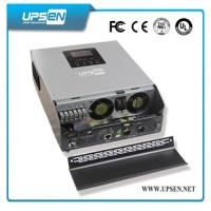 Parallel Solar Inverter 12/24/48V 220V Inbuilt Battery Charger 1000va - 5000va with Ethernet Connection Manufactures