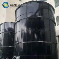 Bolted Steel Anaerobic Digestion Tank As Organic Waste Digester 2.4M * 1.2M Manufactures
