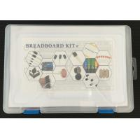 Random Colour Electronic Kit 830 Point Solderless Bread Board For DIY Circuit Manufactures