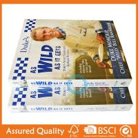 China china high quality hardcover,softcover recipe book printing on sale