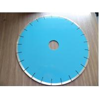 350mm Marble  Stone Cutting Saw Blades , Blue 12 Inch Concrete Cutting Table Saw Manufactures