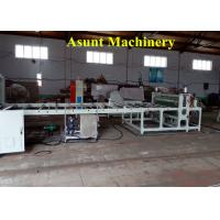 Stable Three Rollers Pet Sheet Production Line , Plastic Sheet Extruder Machine Manufactures