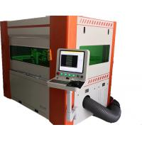 Quality High Presision CNC Fiber Laser Cutting Machine 600*1200mm Small Size for sale
