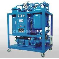 Zhongneng Vacuum Turbine Oil Purifier Series TY Manufactures