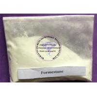 Buy cheap Healthy Anti Estrogen Steroids Cycle Formestane Raw Powder For Sale 566-48-3 from wholesalers