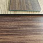 Anti - Corrosion Wood Grain Aluminum Composite Panel For Outdoor Decoration Manufactures