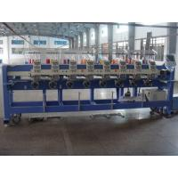 Computerized Tubular Embroidery Machine , Automatic Embroidery Machine With 9 Neddle Manufactures