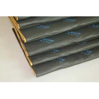 Waterproof Sound Proofing Mat 7mm Black Machinery Vibration Damping Pad ISO 9001 Manufactures