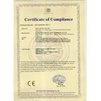 Guangzhou Colorful Stage Lighting Equipment Factory Certifications