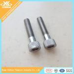 M6 Alloy Titanium Hex Socket Knurled Head Screws For Sale Manufactures