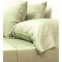300TC luxurious bamboo bedding sheet, natural material with OEKO-TEX Certification Manufactures
