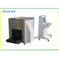 Low Conveyor X Ray Luggage Machine , Airport Baggage Scanning Equipment Manufactures